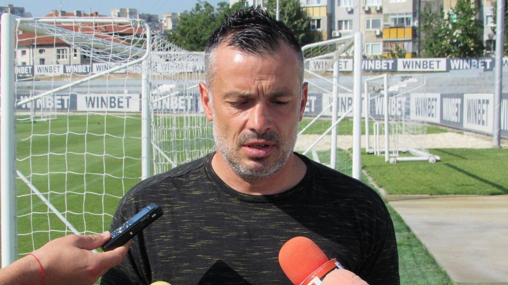 Треньорът на Дунав: Уволниха ме някакви хора от яхти, не ги познавам