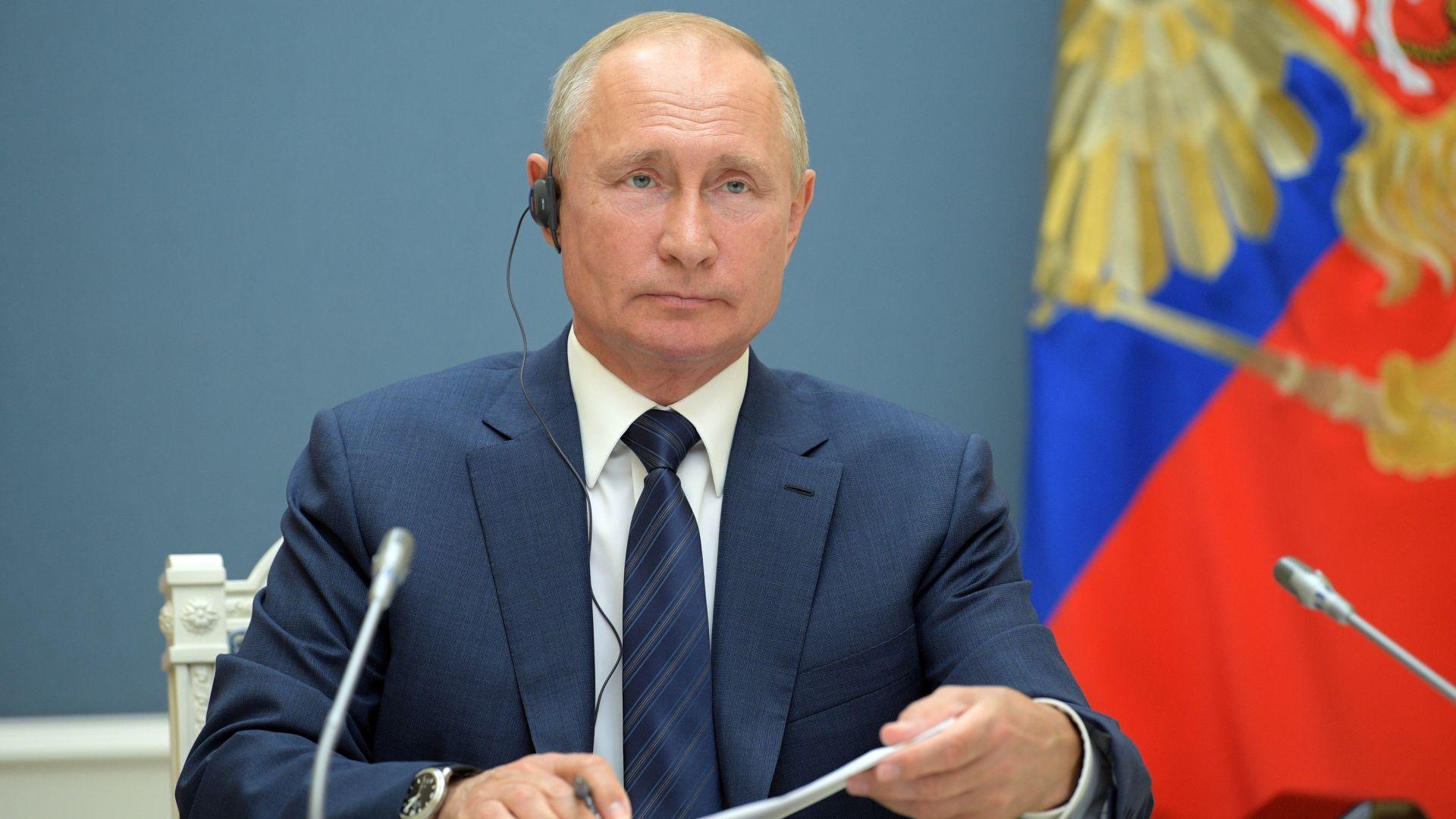 Путин, Ердоган и Рохани във видеовръзка за Сирия: Не на печалбите от незаконно заграбване на петрол