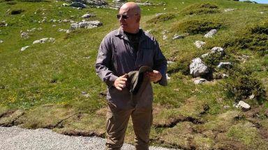 Емил Димитров се увери, че няма багер до Рилските езера: Не сме се карали с премиера, той ми е началник (снимки)