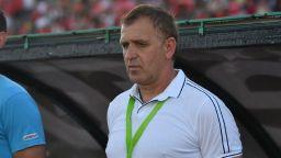 Бесният треньор на Локомотив: Скандален мач, съдията им даде победата!