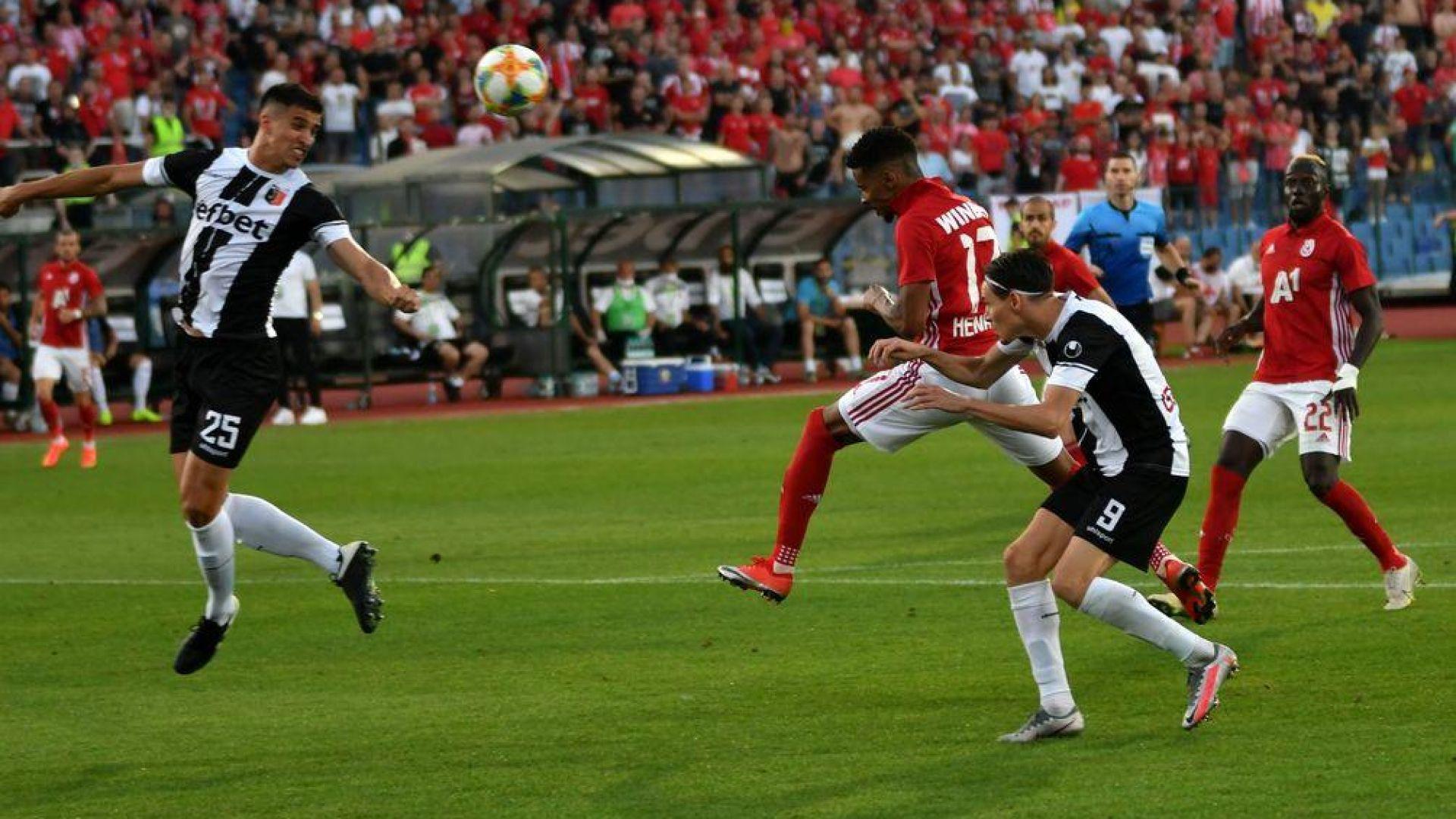 Голяма вечер с три български мача в Лига Европа (Програма)