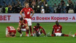 Първа лига се завръща: ЦСКА 1948 - ЦСКА 1:0, Камбуров бележи (на живо)
