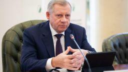 Управителят на централната банка на Украйна изненадващо подаде оставка