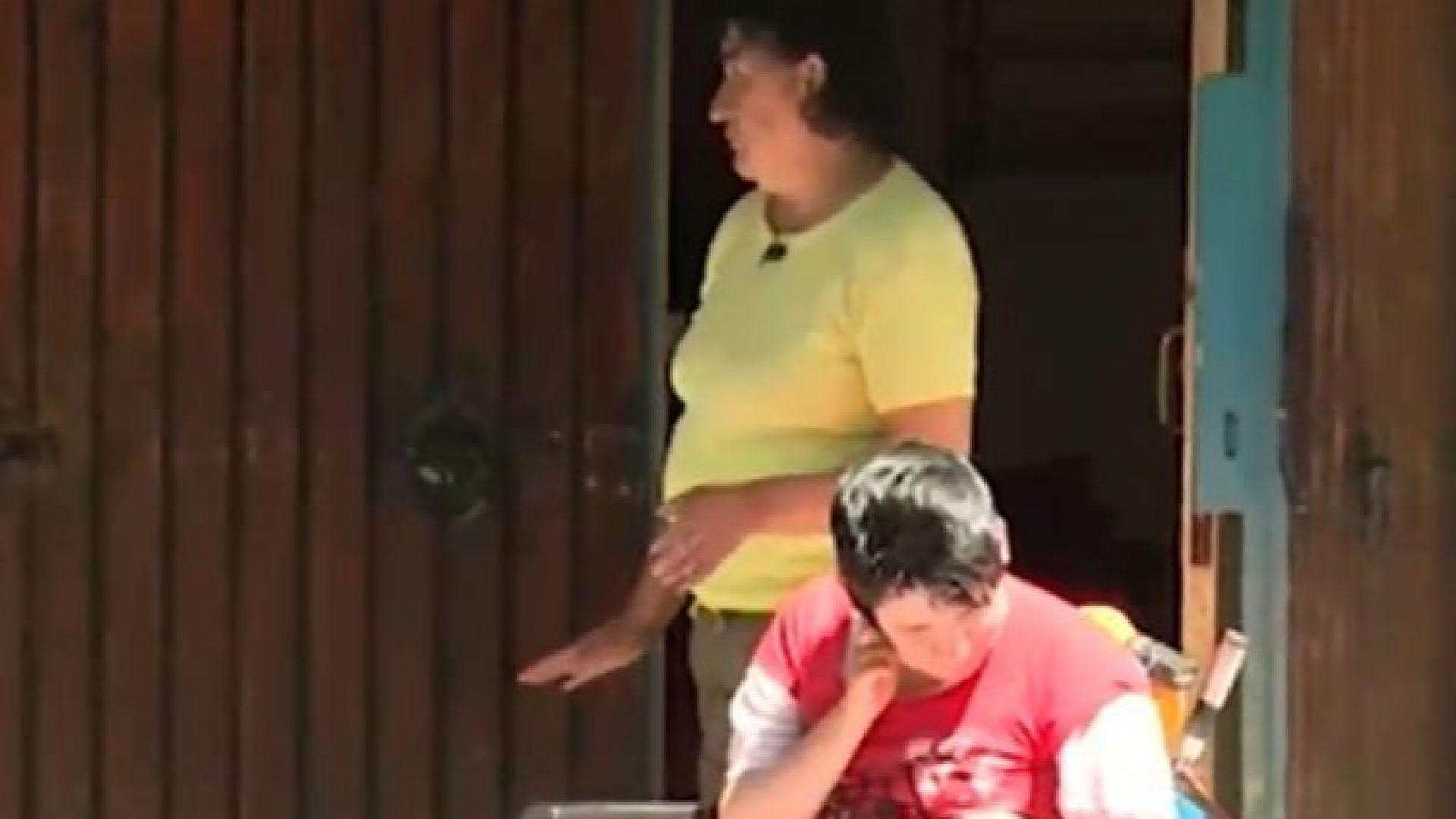 Живот в гараж - как оцеляват майка и момиче с детска церебрална парализа