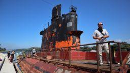 Последната българска подводница се превърна в музей (снимки)