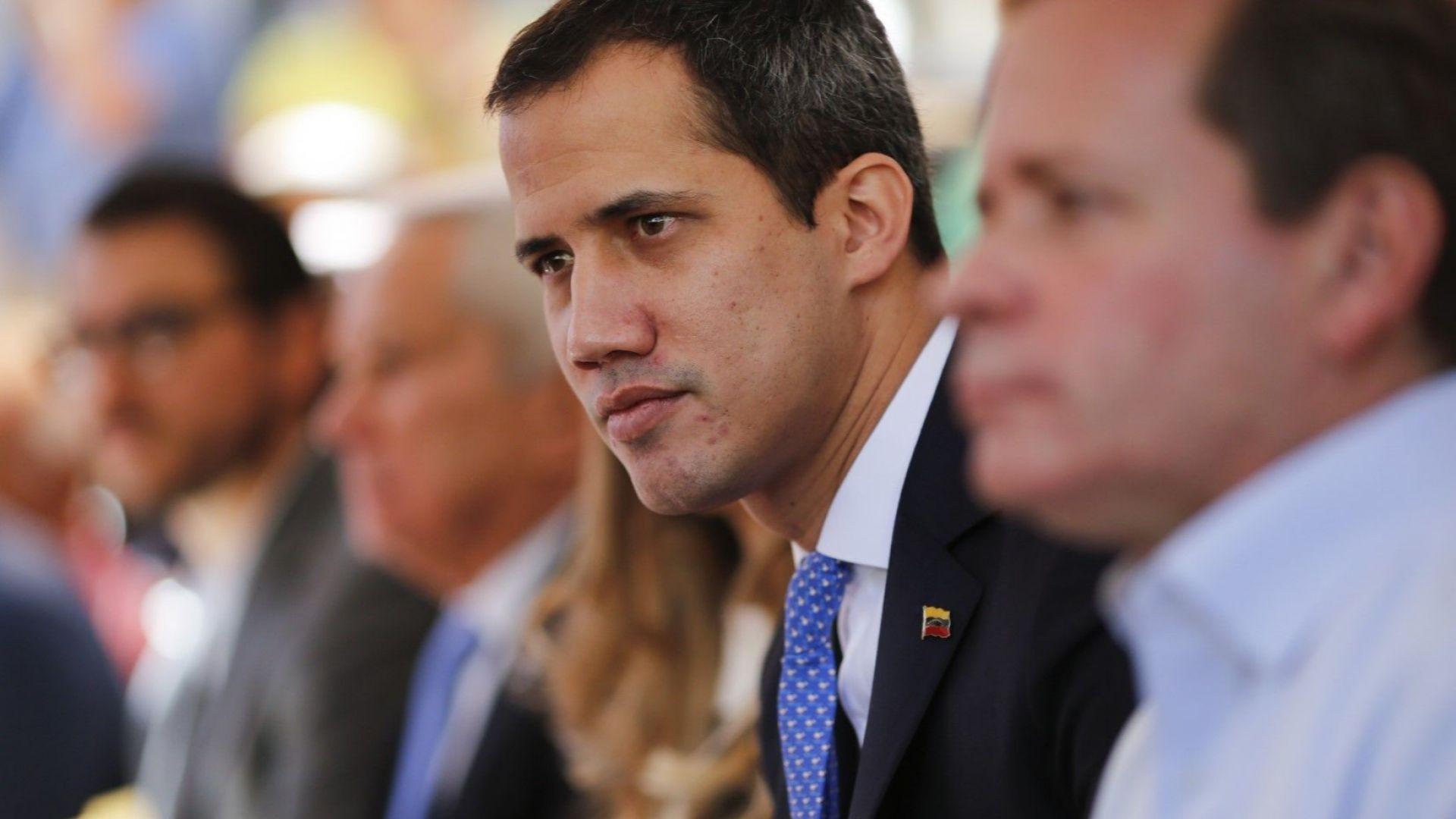 За Великобритания президент на Венецуела е Хуан Гуаидо, поне що се отнася до златото