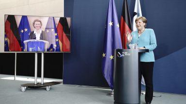 Меркел предупреди ЕС да се готви за най-лошото развитие в преговорите с Лондон