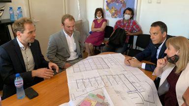 Германска компания ще строи анаеробната инсталация за преработка на отпадъци в Бургас
