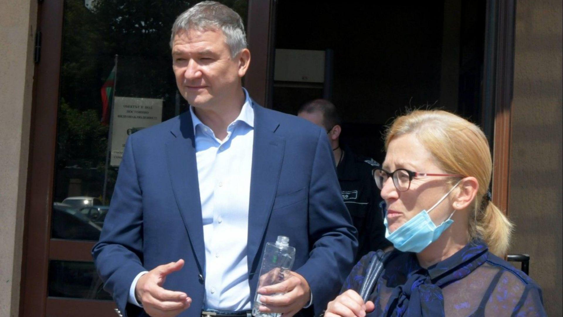 Пламен Бобоков след разпит: Благодаря на г-н Борисов, че каза, че съм почтен човек
