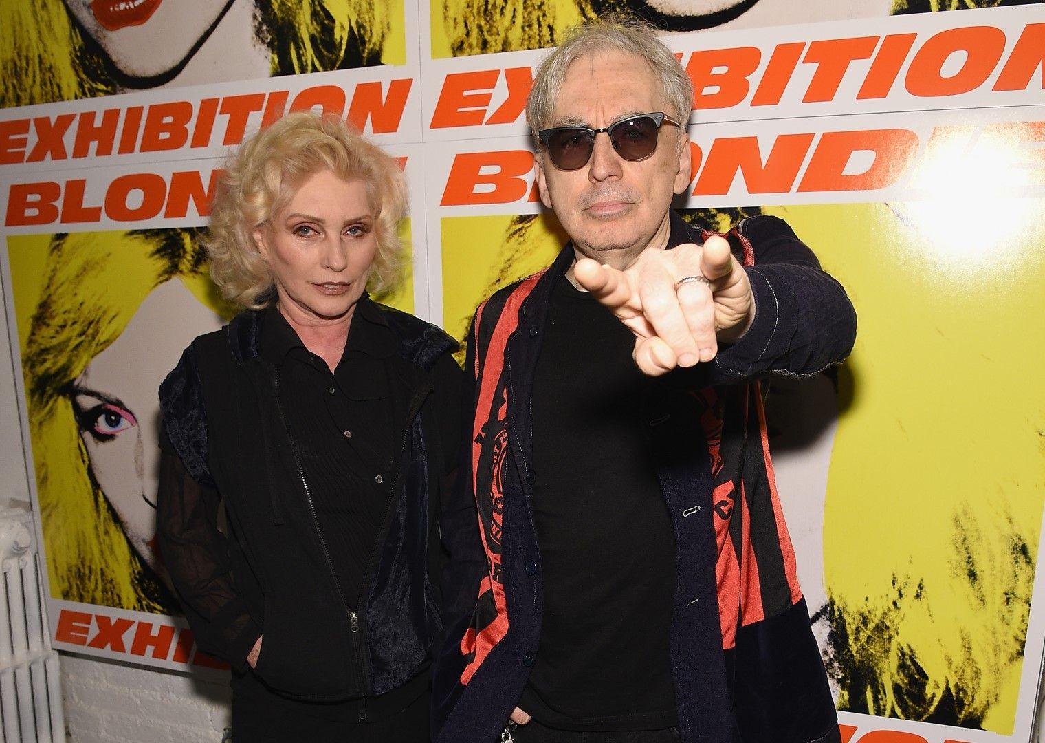 Деби Хари и Крис Стейн празнуавт 40 години Blondie