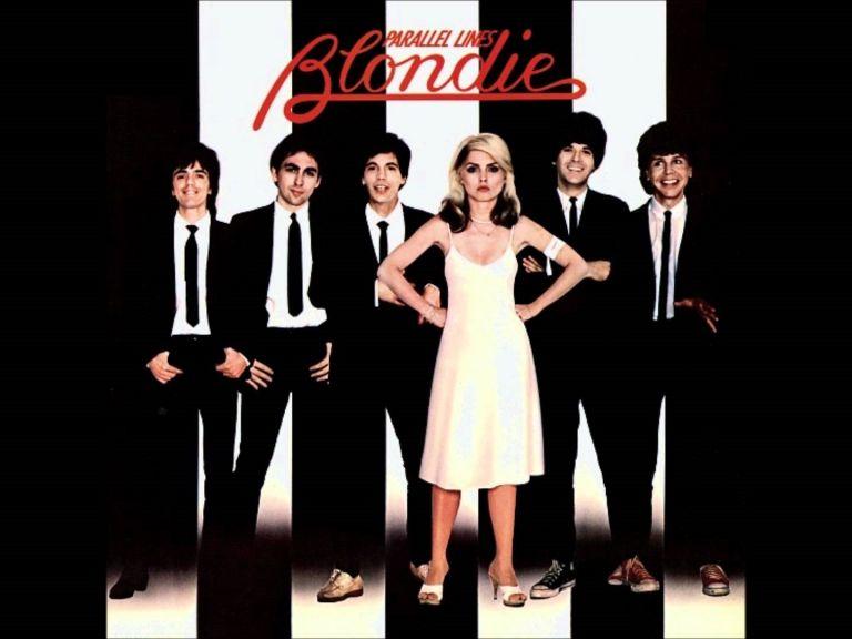 Обложката на албума Parallel Lines