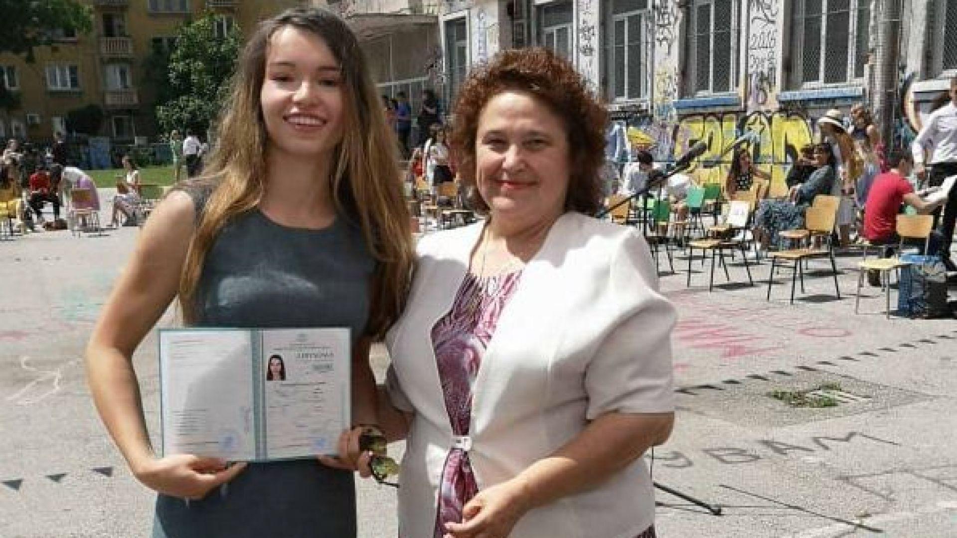 Всяко училище си има лична специфика и според възможностите на учителите и учениците успя да се справи, казва Емилия Богданова