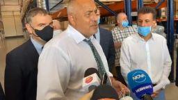 Борисов: Да извадят мой чат с бизнеса е лошо, а на Радев - нападение, ето това е укоримото