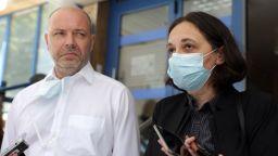 След срещата на Лекарския съюз и НЗОК: 1200 лв. става клиничната пътека за COVID-19