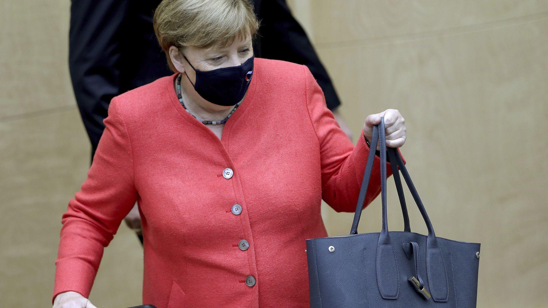 Меркел: ЕС остава разделен за фонда за възстановяване и бюджета