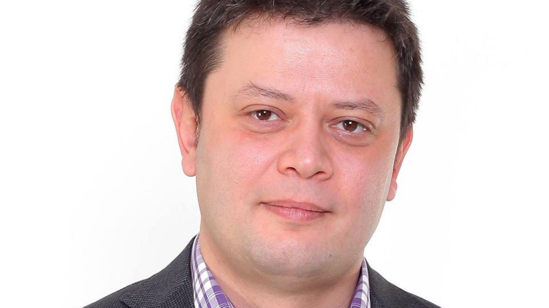 Прокуратурата назначи охрана на заплашвания журналист Николай Стайков