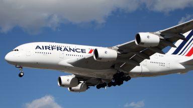 Франция удвои дела си в Ер Франс, компанията привлече 1,036 млрд. евро