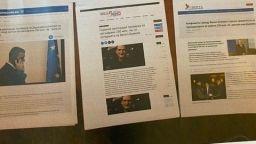 Снимки и данни за магистрати и децата им открити при спецакцията срещу приближени на Васил Божков