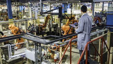 Промишленото производство се увеличава с 9,1% в еврозоната и ЕС през юни спрямо май