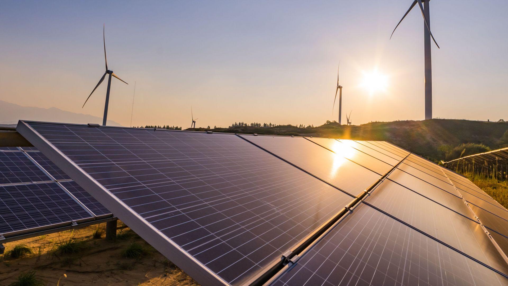 Учени създадоха сгъваеми слънчеви панели