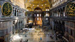 """И Руската православна църква се обяви срещу превръщането в джамия на """"Света София"""""""