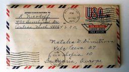 Писмо, изпратено от САЩ през 1971 година, пристигна в София, издирват получателя