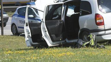 "Русенец загина при катастрофа с румънски автобус на магистрала ""Хемус"""
