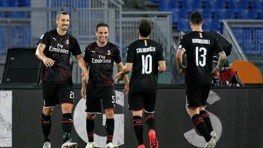 Класика на Милан подаде деветата поредна титла в ръцете на Ювентус