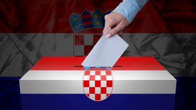 Хърватите гласуват за нов парламент