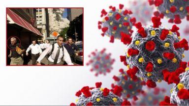 Коронавирусът погуби герой от култовата снимка пред срутващия се Световен търговски център