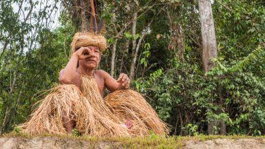 Амазонско племе освободи заложници срещу тленните останки на вожда си