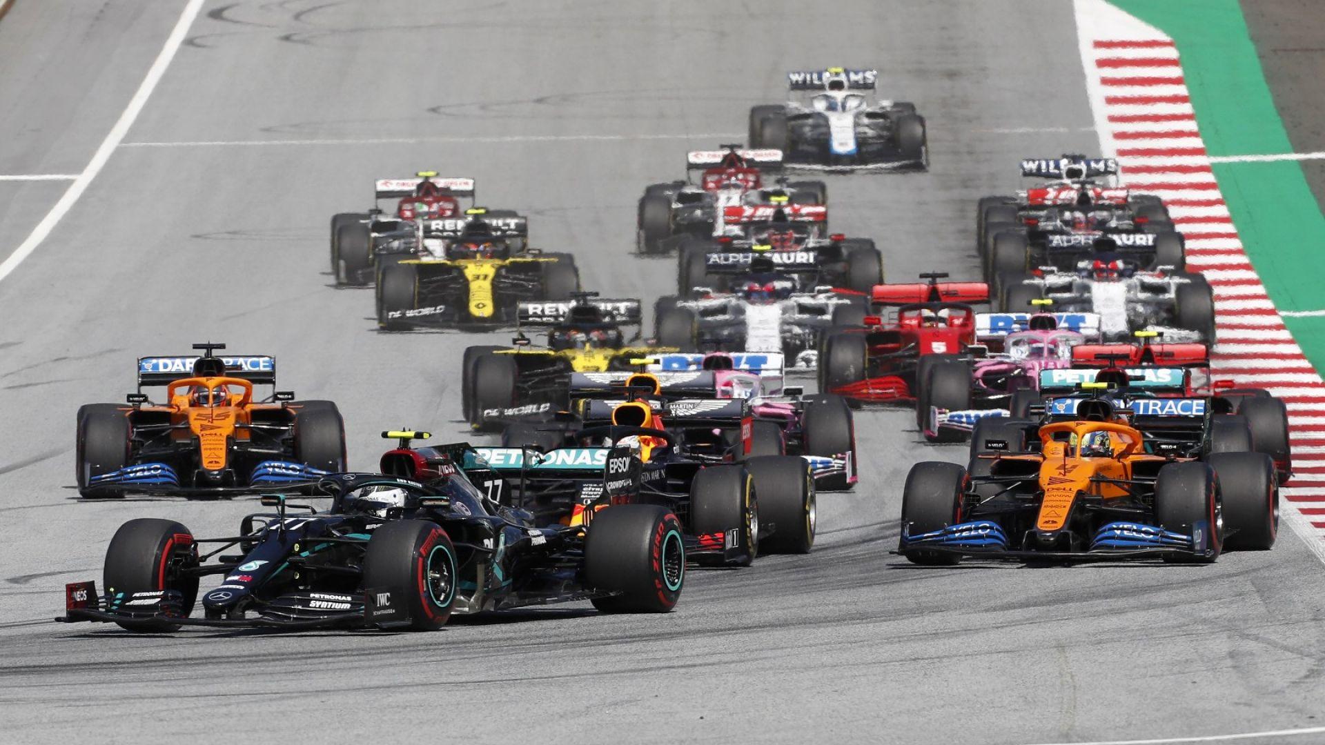 Формула 1 обяви още четири старта този сезон