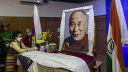 Далай лама  навърши  85 години
