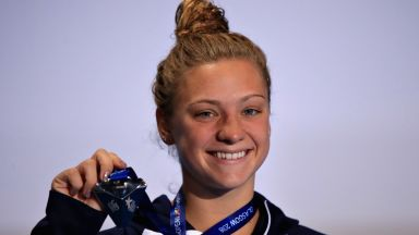 """Олимпийска надежда на Великобритания каза """"край"""" на 23"""