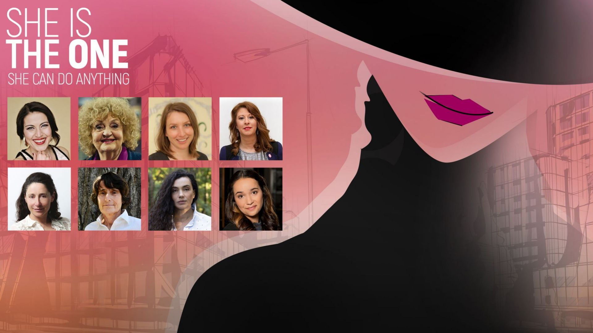 She's The One: 7 жени, за които няма невъзможни неща, на една сцена