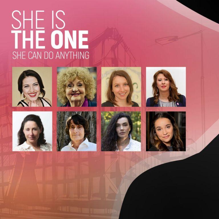 7 жени по залез слънце: She's The One под открито небе!