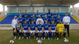 Вековен български клуб търси играчи с обява в интернет