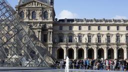 Изумителното културно наследство на Лувъра е само на един клик разстояние