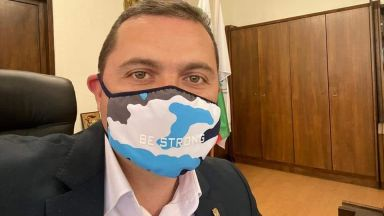 Кметът на Русе Пенчо Милков е в болница с коронавирус