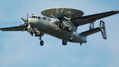 """Франция купува от САЩ 3 радарни самолета """"Hawkeye"""" за около 2 млрд. долара"""
