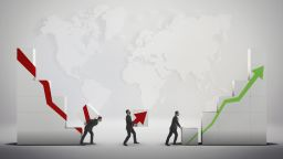ЕК прогнозира спад на БВП на България със 7,1% за 2020-а и ръст от 5,3% догодина