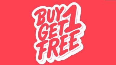 Лятна разпродажба: Купи и вземи безплатно