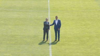 """""""Левски"""" получава 500 000 евро от новия спонсор, продължава търсенето на нови партньори"""
