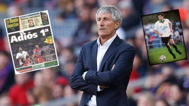 Куриоз: Треньорът на Барса днес отново ще праща Еспаньол във втора лига, както преди 27 години