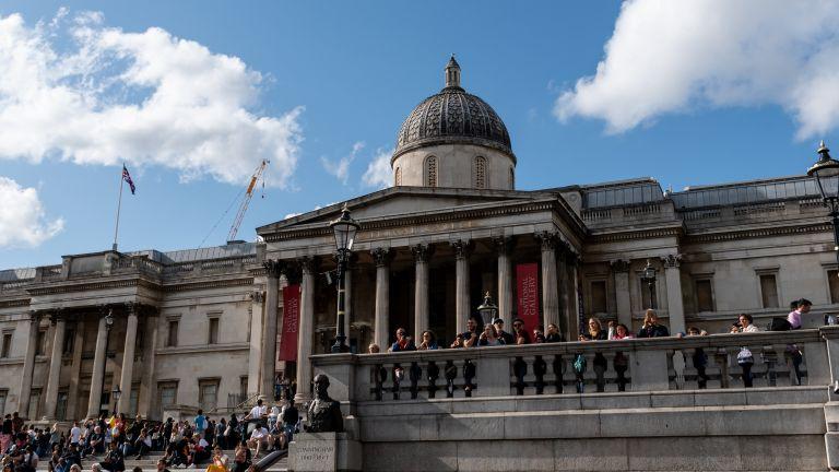 Лондонската Национална галерия отваря врати след карантината