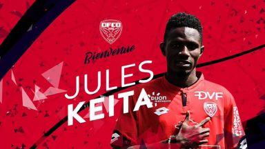 Френските медии пратиха национал на Гвинея в ЦСКА