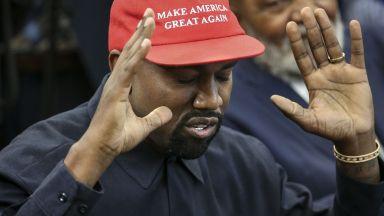Кание Уест няма да участва в президентската надпревара