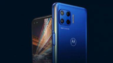 Motorola представи първия 5G смартфон от G серията си