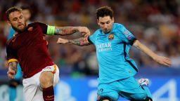 Италианска легенда: Да отнемеш топката на Меси е нещо специално