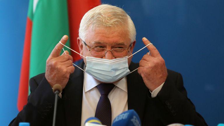 Столичната регионална здравна инспекция отмени карантината и на министъра на